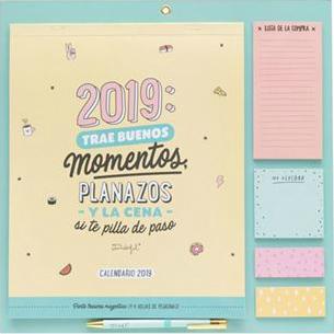 Calendario Mr Wonderful 2019 Para Imprimir.Comprar Calendario Mr Wonderful Watershowspeakers