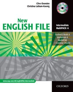 New english file intermediate multipack a student book a workbook new english file intermediate multipack a student book a workbook a with cd fandeluxe Images