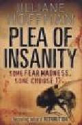Plea Of Insanity por Jilliane Hoffman epub