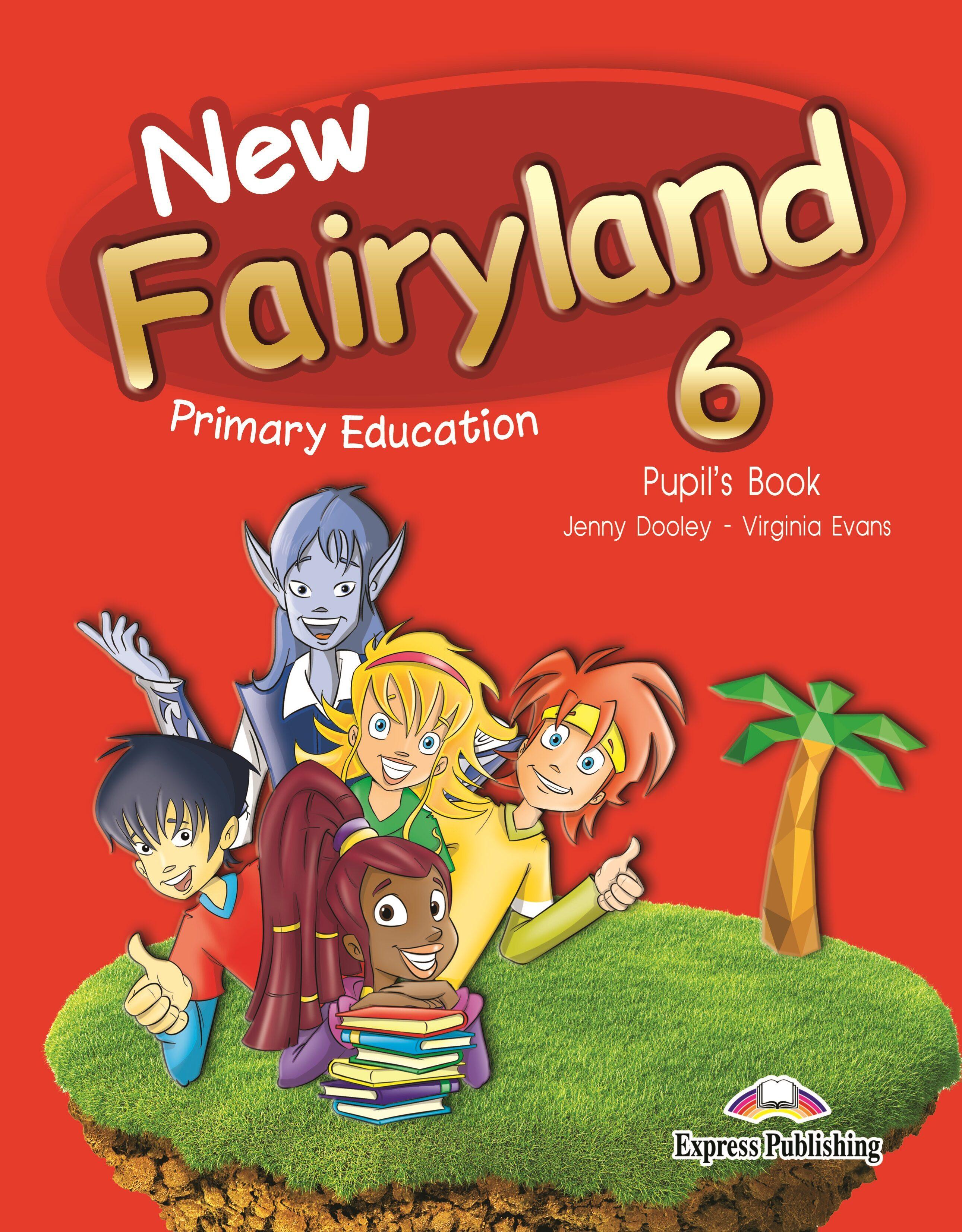 new fairyland 6 pupil s pack 6º primaria  ingles-9781471525407