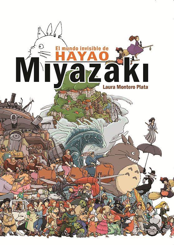 Resultado de imagen de hayao miyazaki mundo invisible