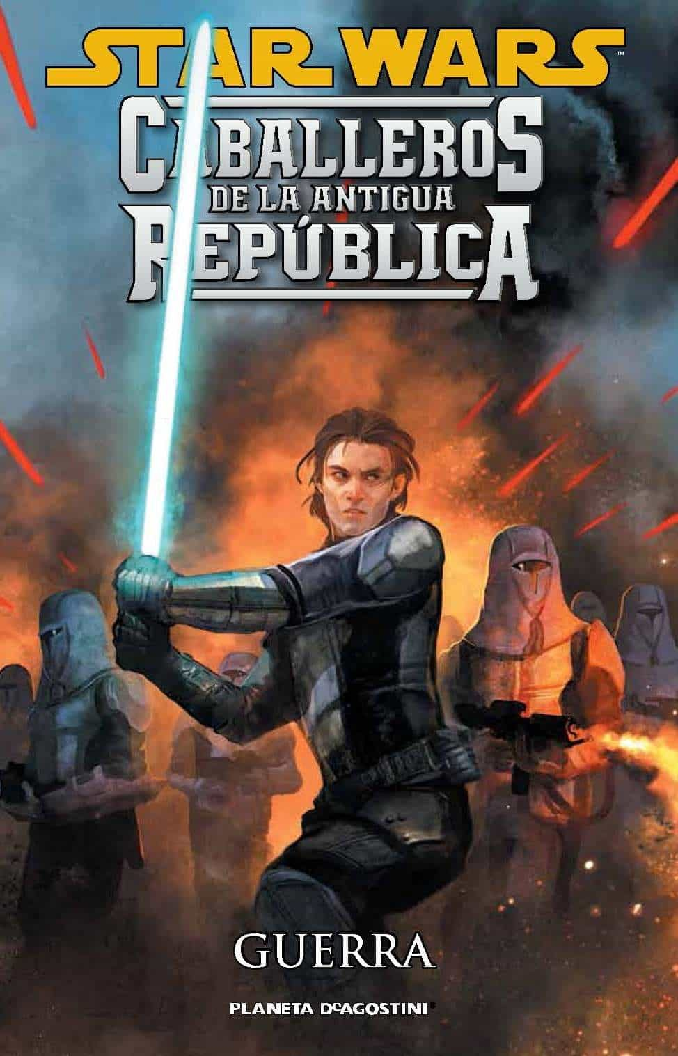 Star Wars Caballeros De La Antigua Republica Nº10 por Vv.aa.