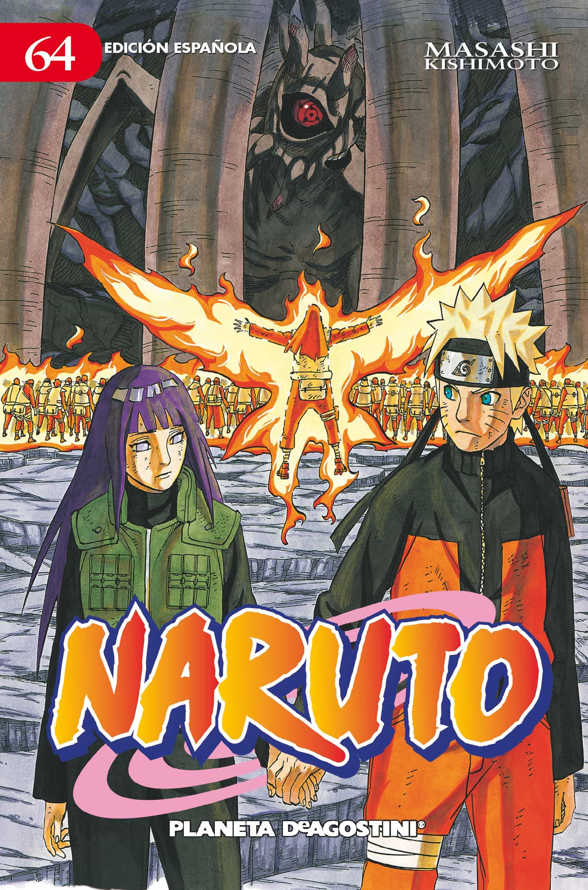 Naruto Nº 64 (de 72) (pda) por Masashi Kishimoto