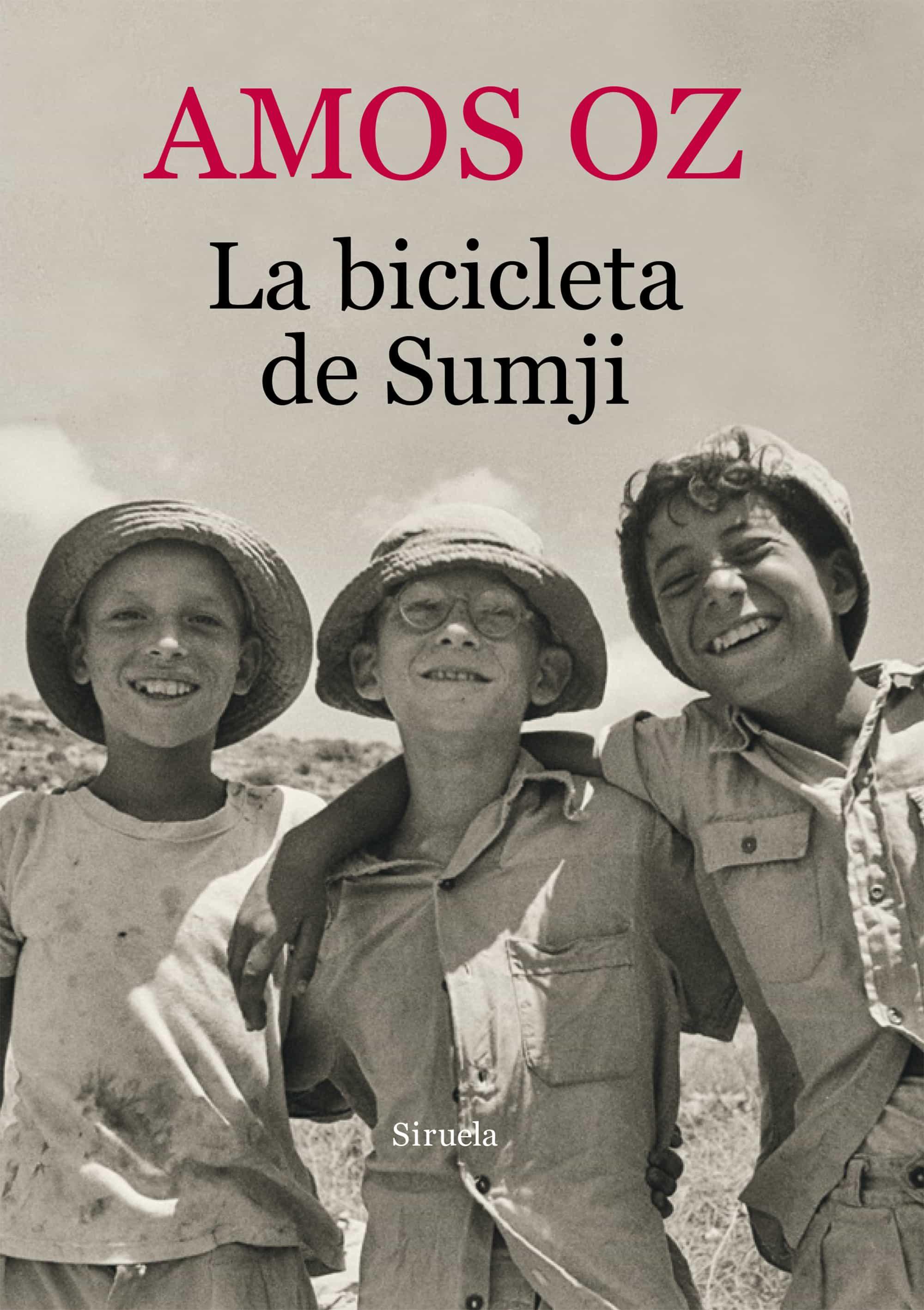 la bicicleta de sumji-amos oz-9788416280407