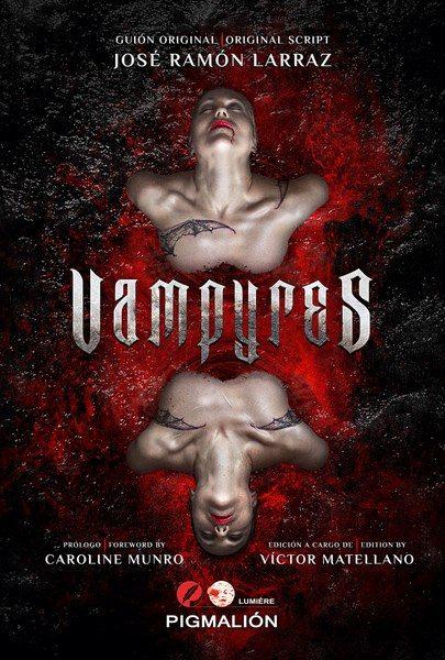 Vampyres: Guion Original / Original Script por Jose Ramon Larraz