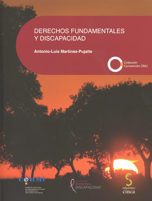 Derechos Fundamentales Y Discapacidad por Antonio-luis Martinez-pujalte