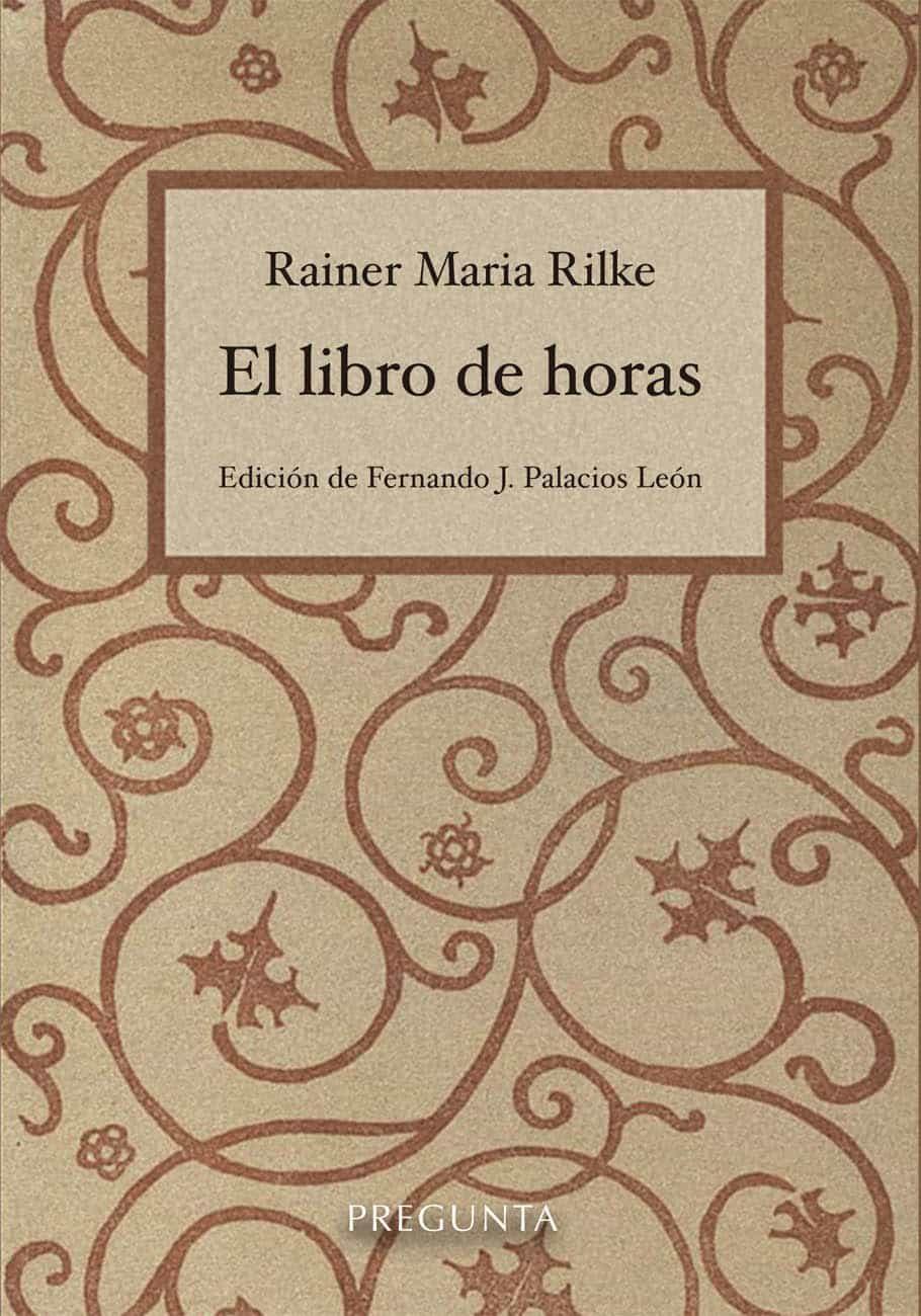 el libro de horas-rainer maria rilke-9788417532307