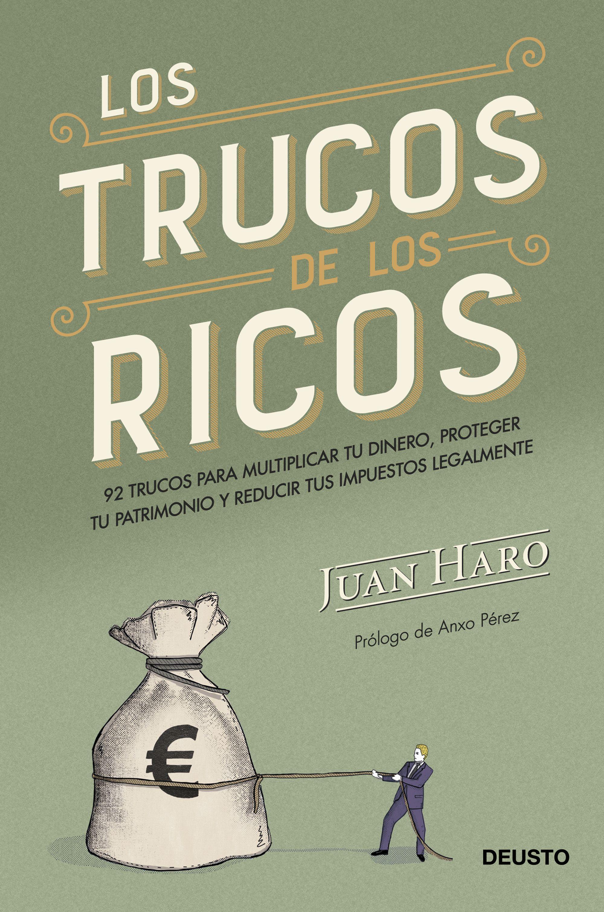 los trucos de los ricos-juan haro-9788423430307