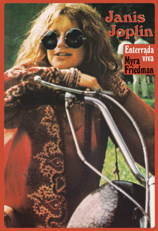 Janis Joplin por Anthony Friedman