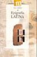 Epigrafia Latina por Paul Corbier Gratis