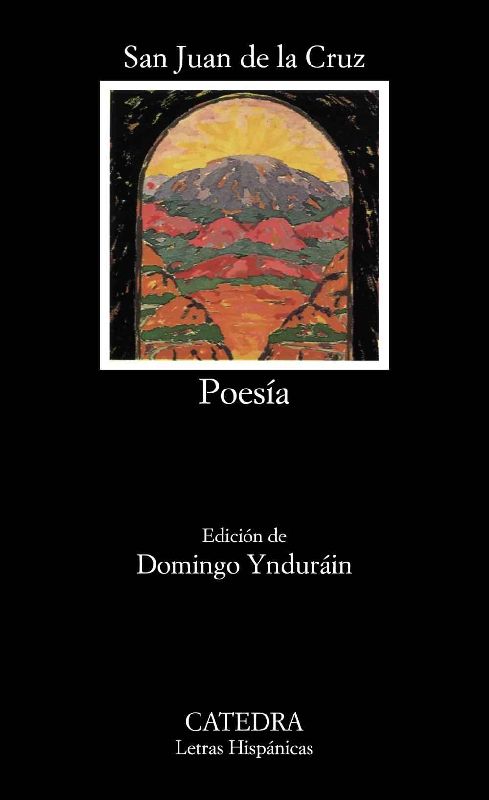 San Juan De La Cruz: Poesia (13ª Ed.) por Santo Juan De La Cruz