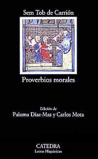 proverbios morales-sem tob de carrion-9788437616407
