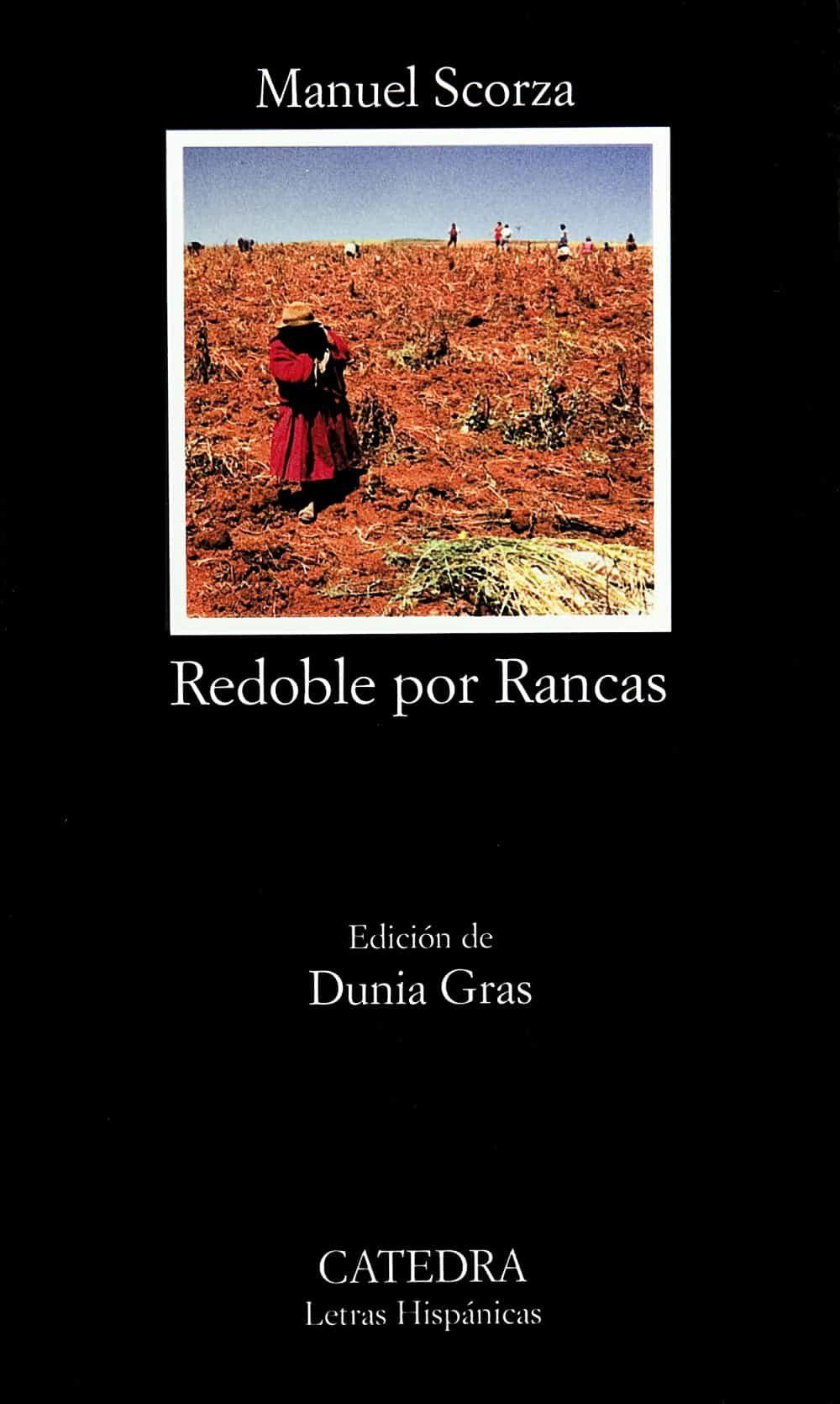 redoble por rancas (finalista premio planeta 1969)-manuel scorza-9788437620107