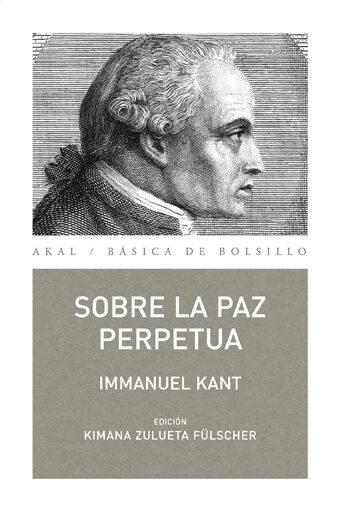 Sobre La Paz Perpetua Inmanuel Kant 9788446028307