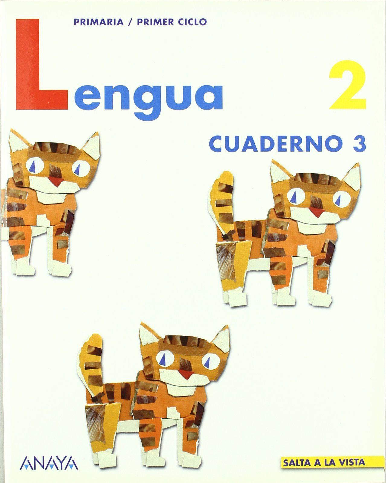 Cuadernos De Lengua: Salta A La Vista, 3er Trimestre(2º Educacion Primaria) por Vv.aa. epub