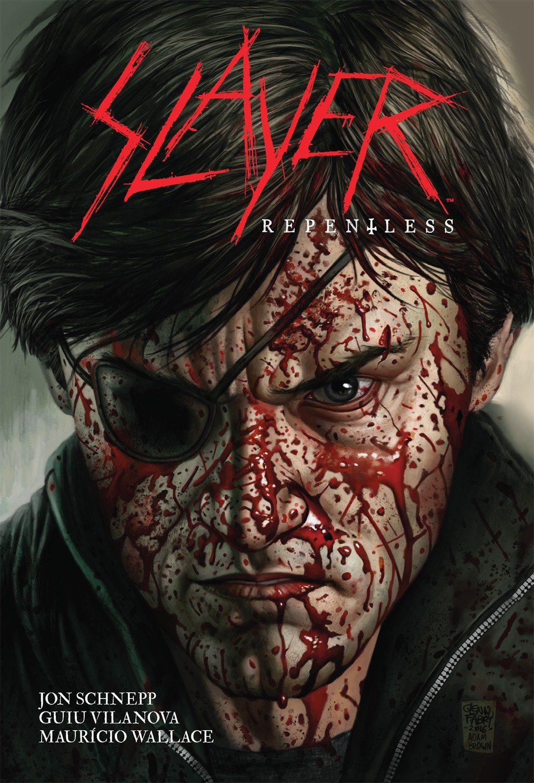 Slayer: Repentless por Aa.vv.