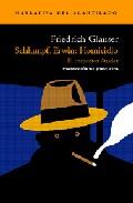 Schlumpf, Erwin: Homicidio (el Inspector Studer) por Friedrich Glauser epub