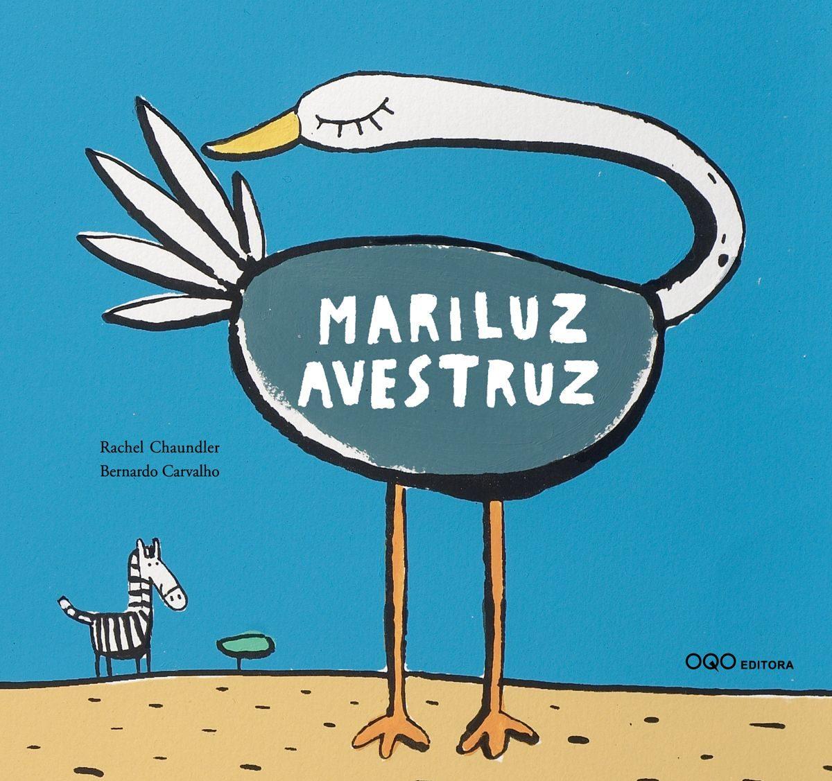 Mariluz Avestruz por Rachel Chaundler