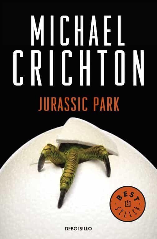 Resultado de imagen de michael crichton jurassic park