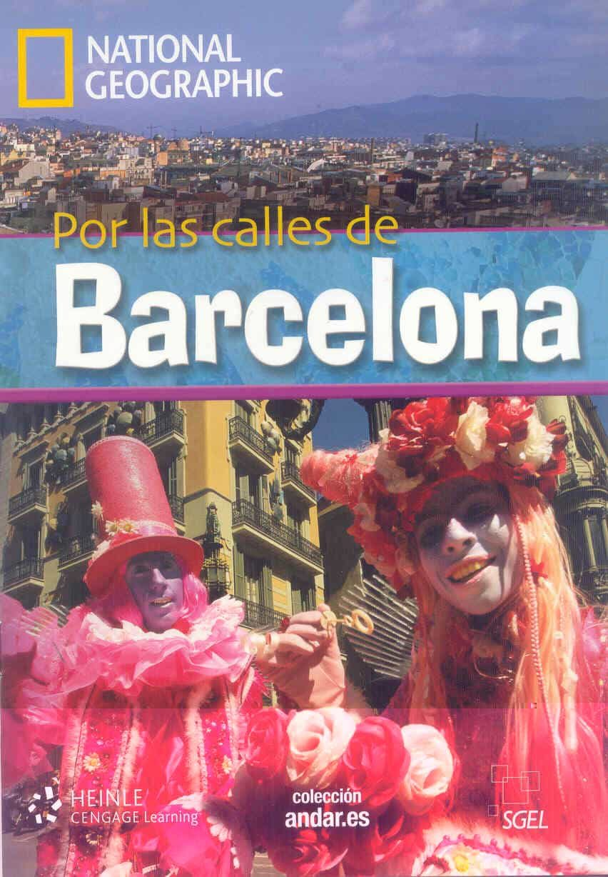 national geographic por las calles de barcelona dvd-9788497785907