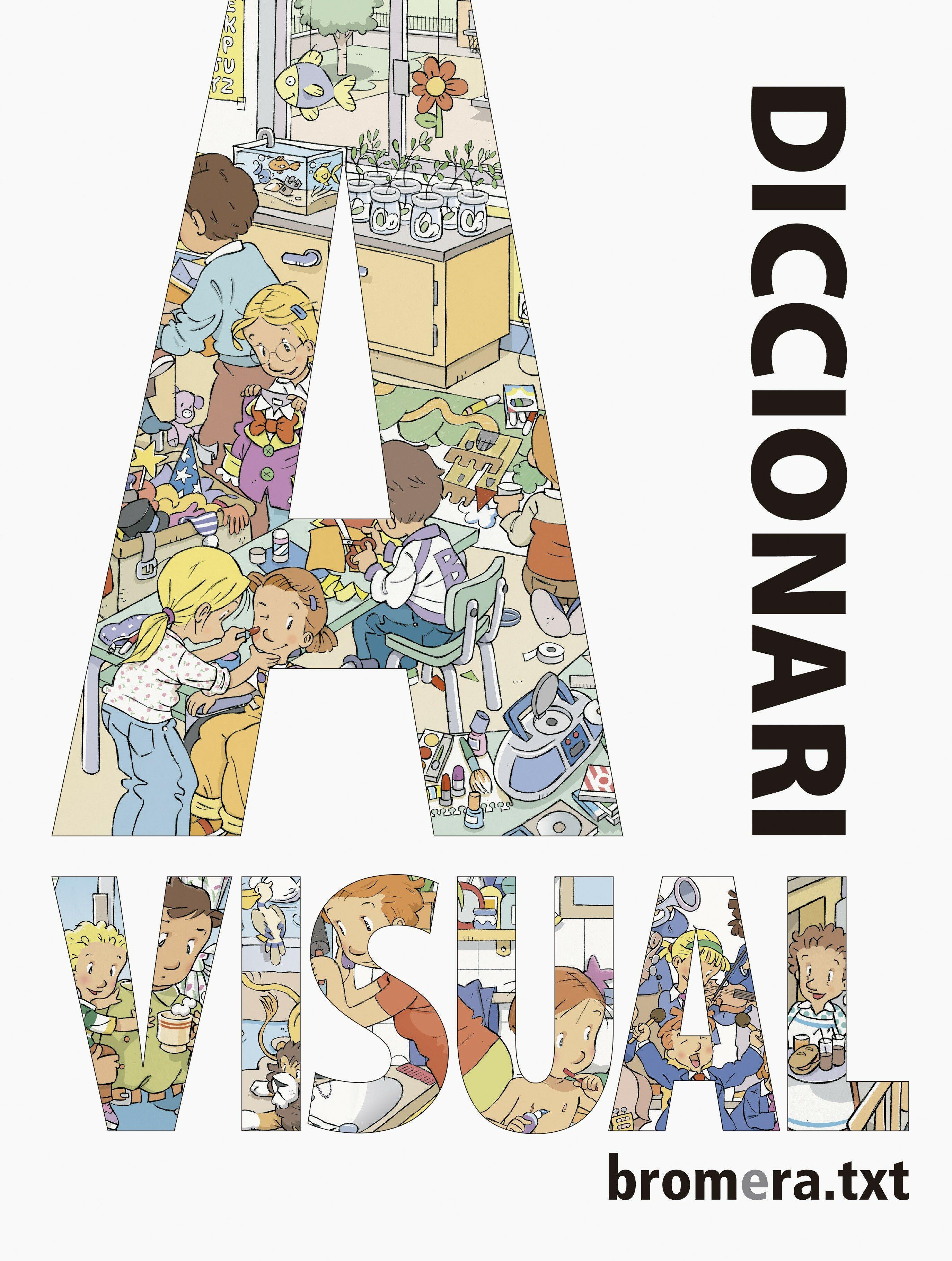 Diccionari Visual (algar) por Vv.aa.
