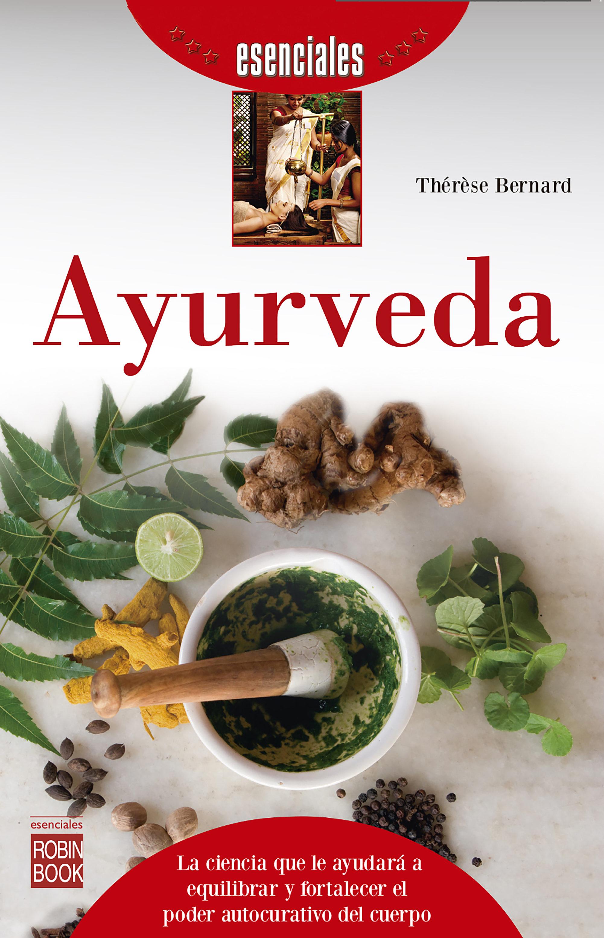Ayurveda ebook therese bernard descargar libro pdf o epub ayurveda ebook therese bernard 9788499174907 forumfinder Images