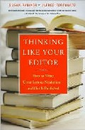 Thinking Like Your Editor: How To Write Great Serious Nonfiction And Get It Published por Susan Rabiner;                                                                                                                                                                    