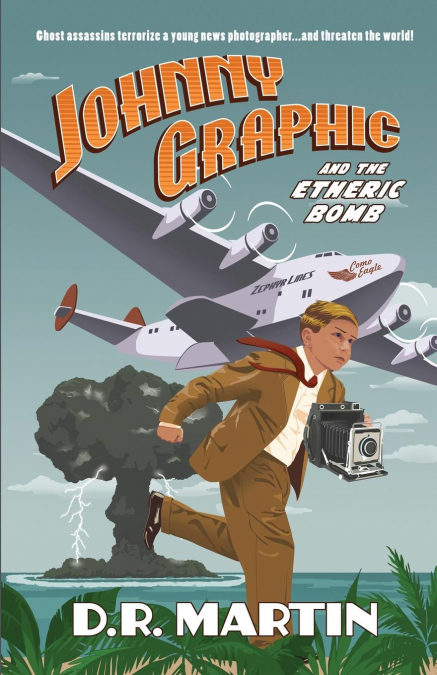 PDF Gratis Johnny Graphic And The Etheric Bomb