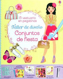 Taller De Diseño - Conjuntos De Fiesta - por Fiona Watt epub