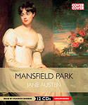 Mansfield Park (us Co-production) (audiobook) por Jane Austen epub