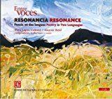 entre voces resonancia poesia en dos lenguas (audio cd)-pura lopez colome-9786071605917