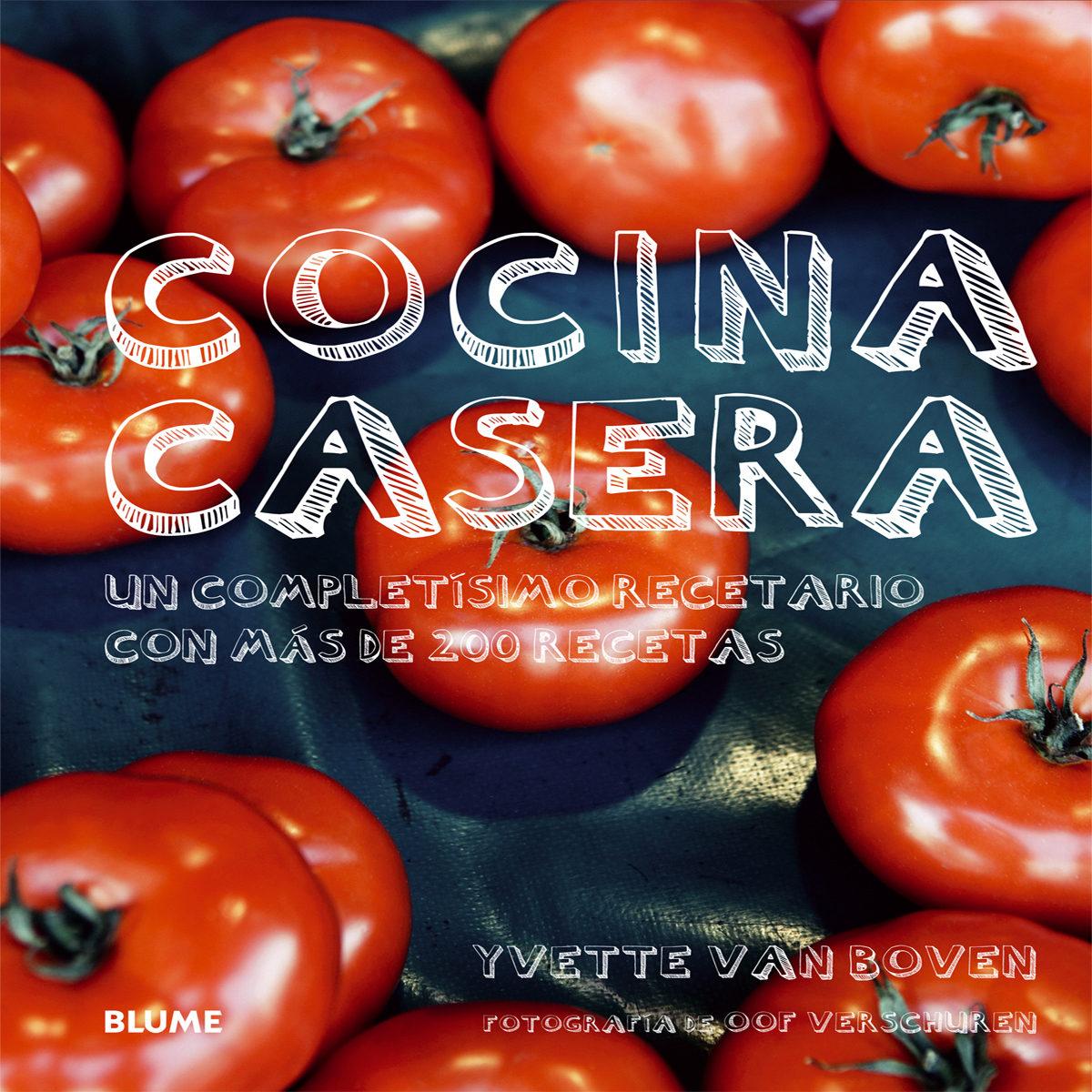 Cocina Casera   Pe Cocina Casera Yvette Van Boven Comprar Libro 9788416138517