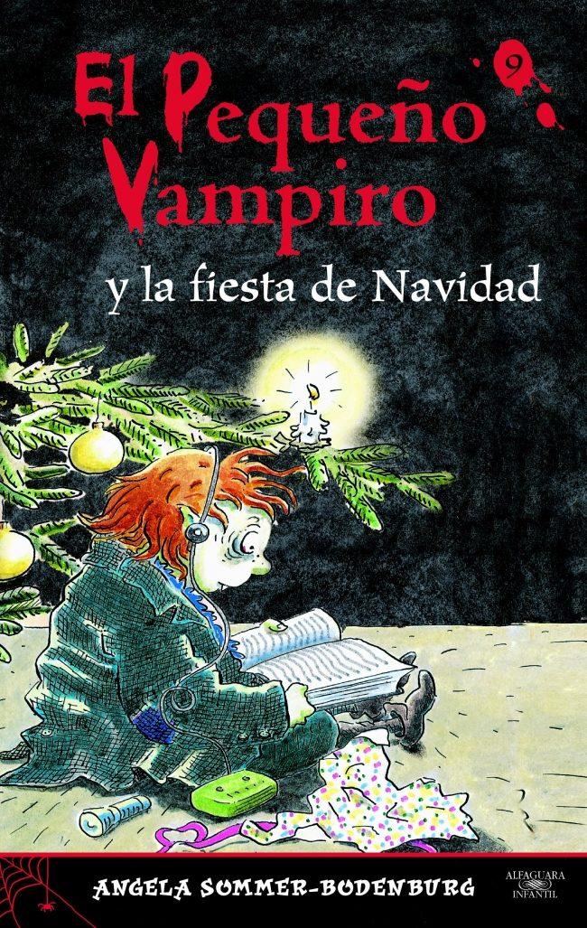 el pequeño vampiro y la fiesta de navidad-angela sommer-bodenburg-9788420466217
