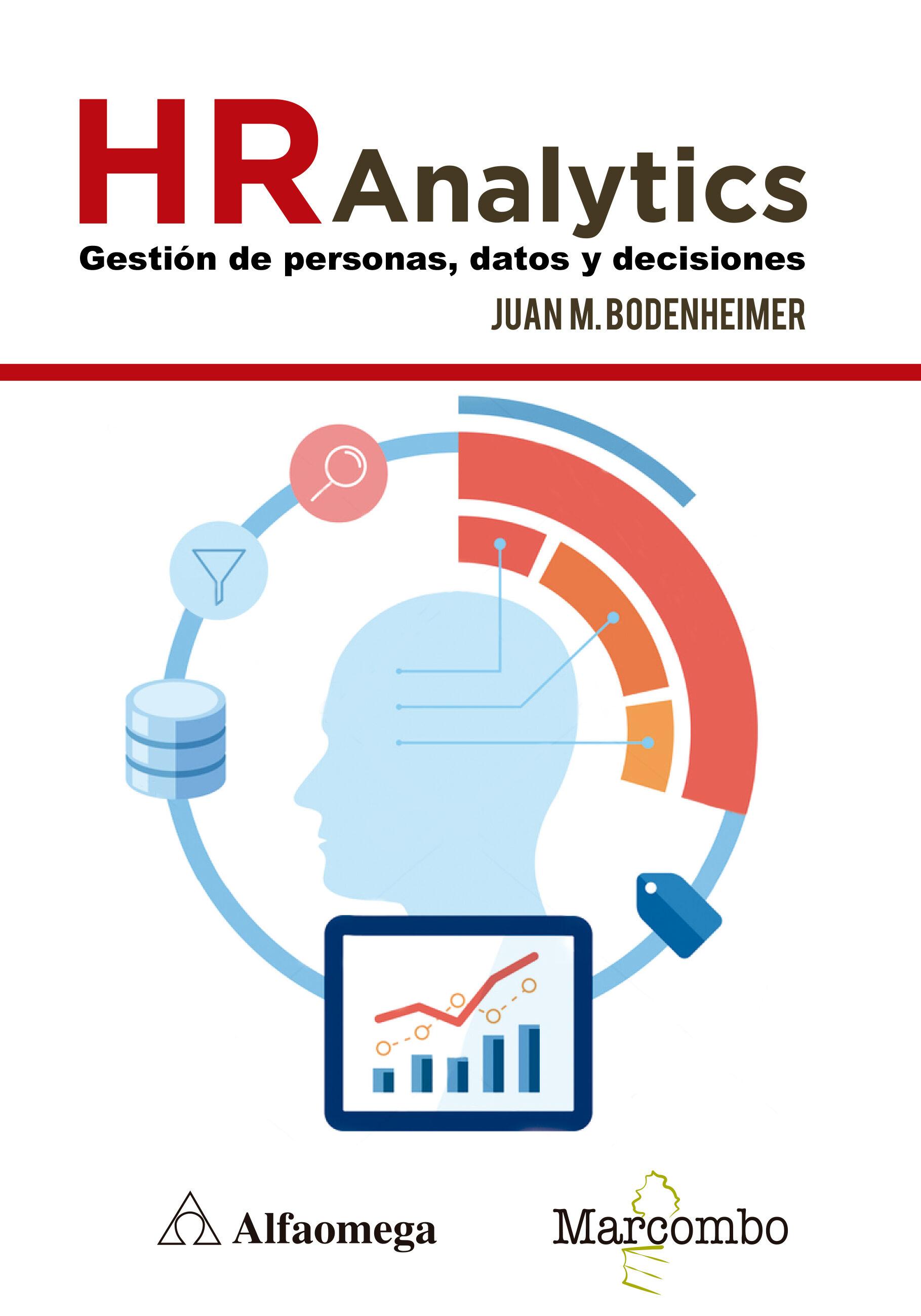 hr analytics: gestion de personas, datos y decisiones-juan m. bodenheimer-9788426726117