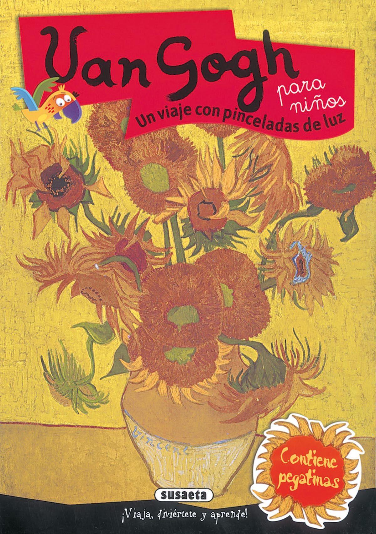 Van Gogh Para Niños (contiene Pegatinas) por Vv.aa.