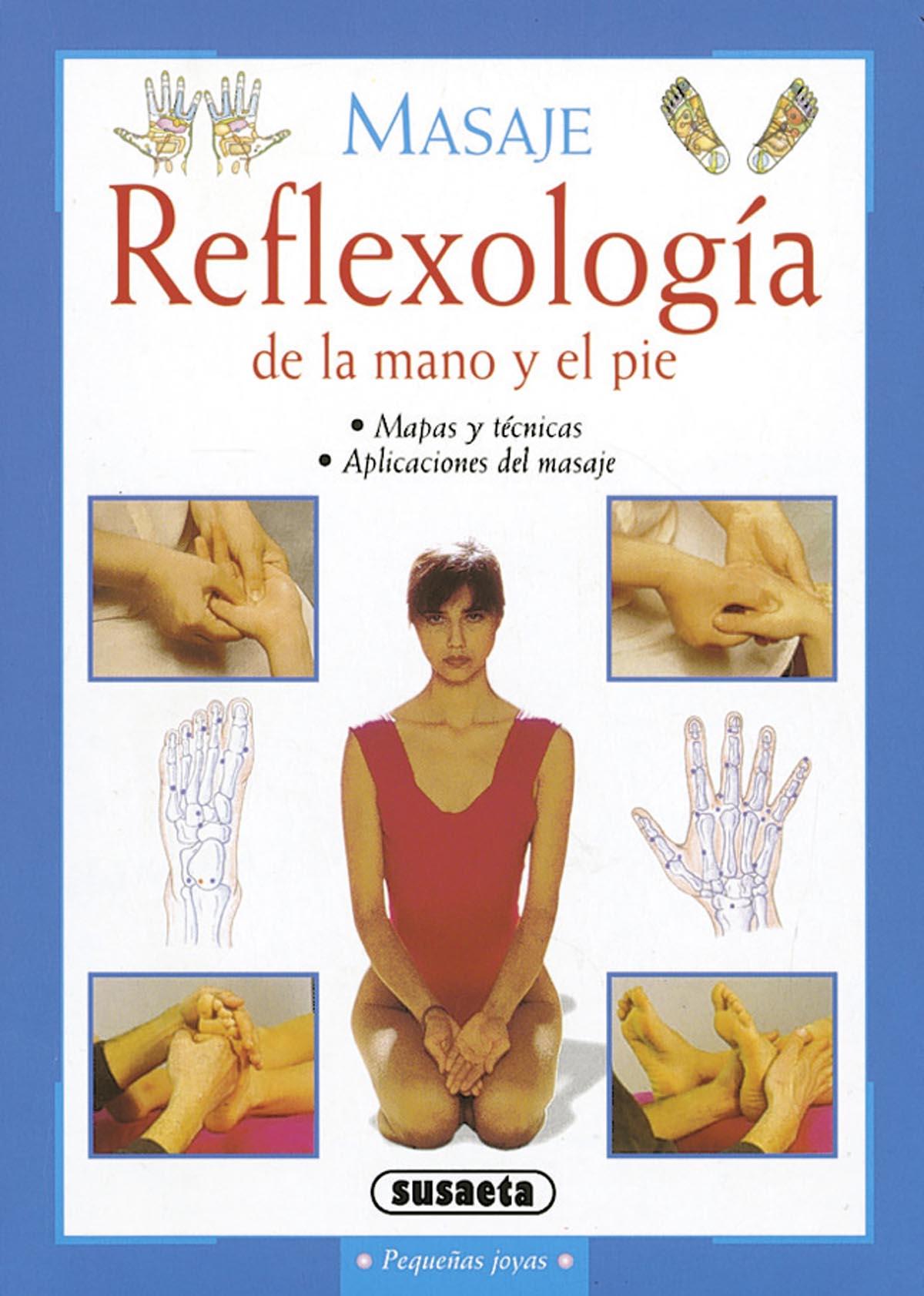 Masaje: Reflexologia De La Mano Y El Pie por Vv.aa. Gratis