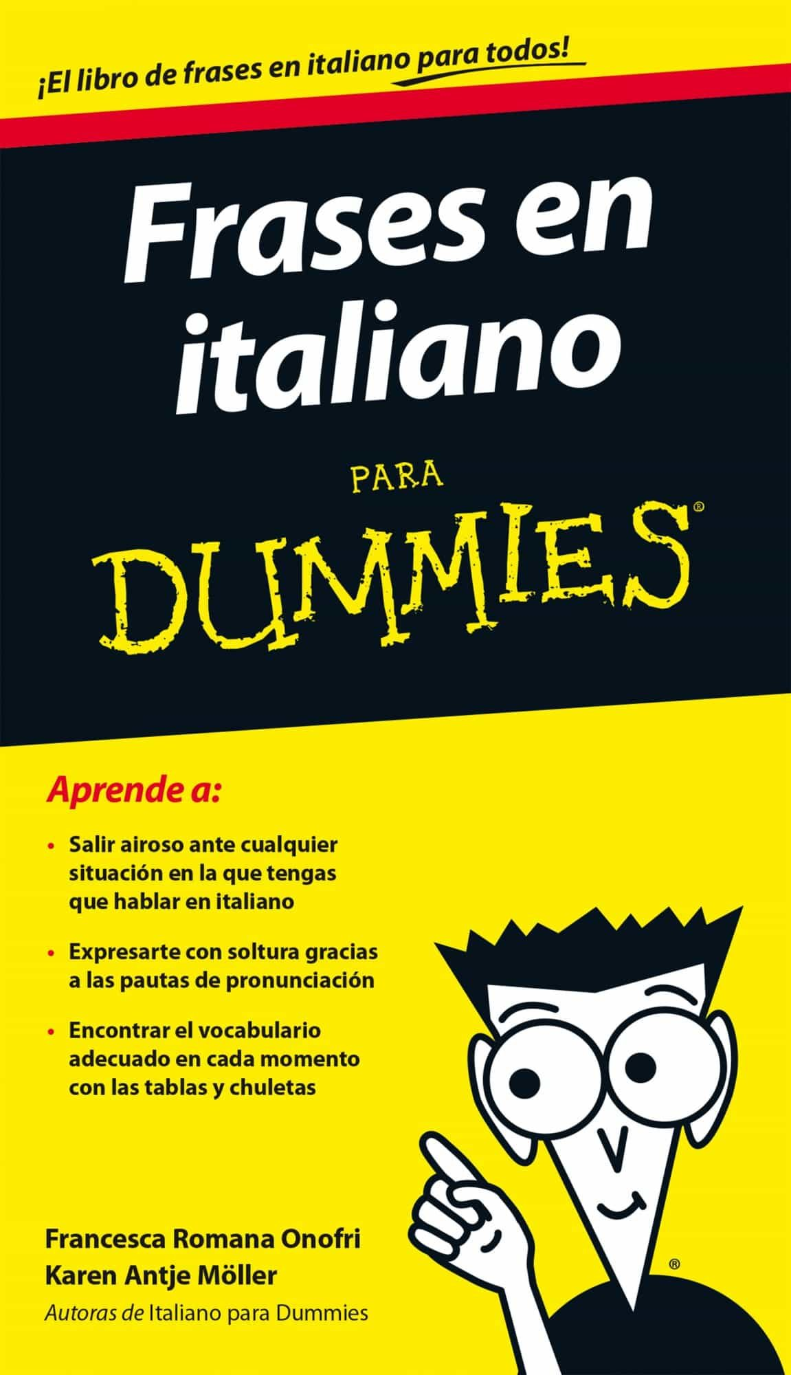 Preferência FRASES EN ITALIANO PARA DUMMIES   FRANCESCA ROMANA ONOFRI  YY79