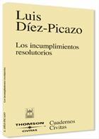 Incumplimientos Resolutorios por Luis Diez-picazo epub