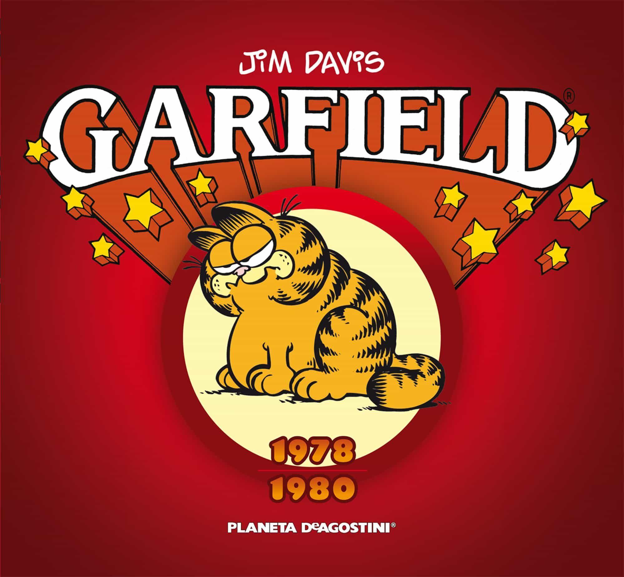 Garfield Nº 1 por Jim Davis epub