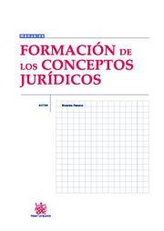 Formacion De Los Conceptos Juridicos por Ricardo Panero Gutierrez epub