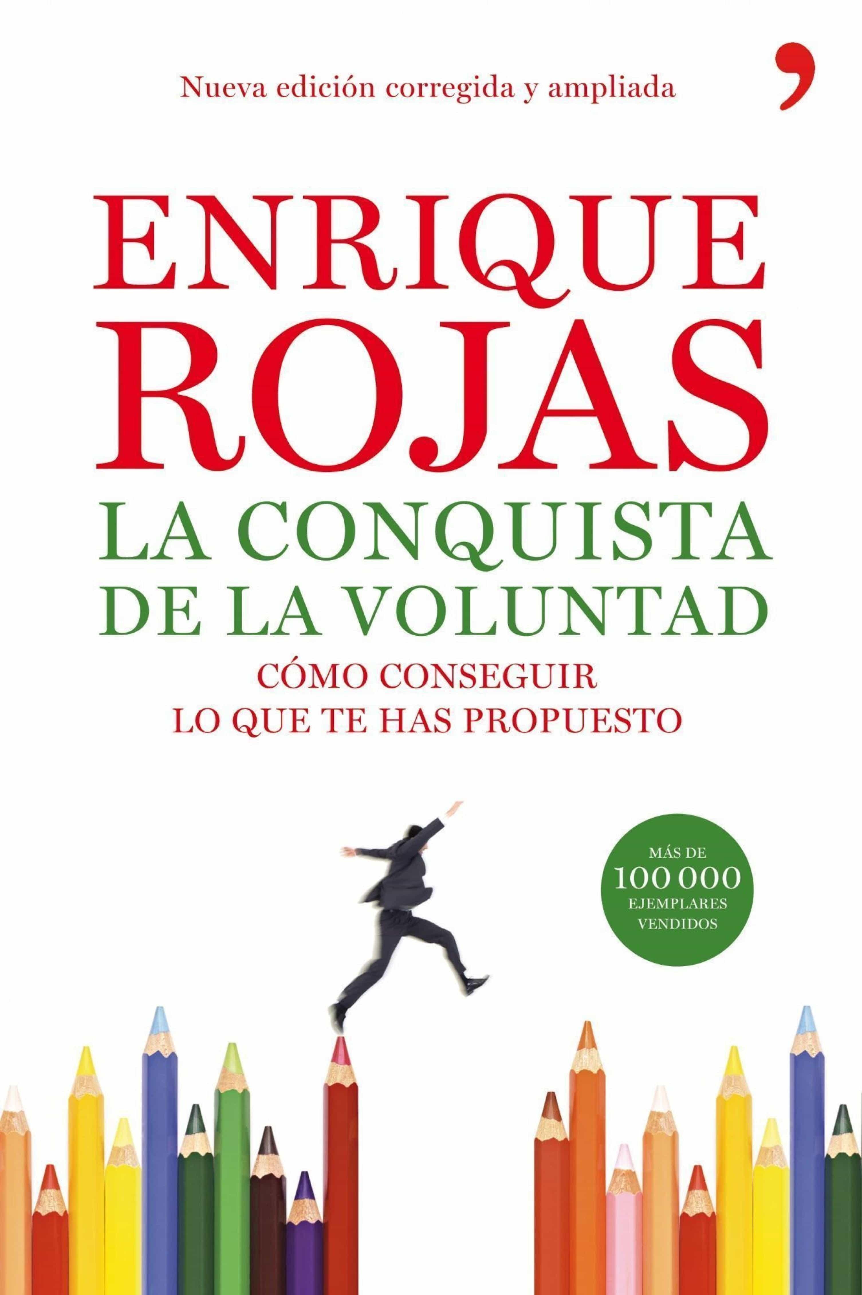 La conquista de la voluntad ebook enrique rojas 9788484609117