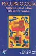 Psicopatologia (11 Ed.) por Irwin G. Sarason;                                                                                    Barbara R. Sarason Gratis