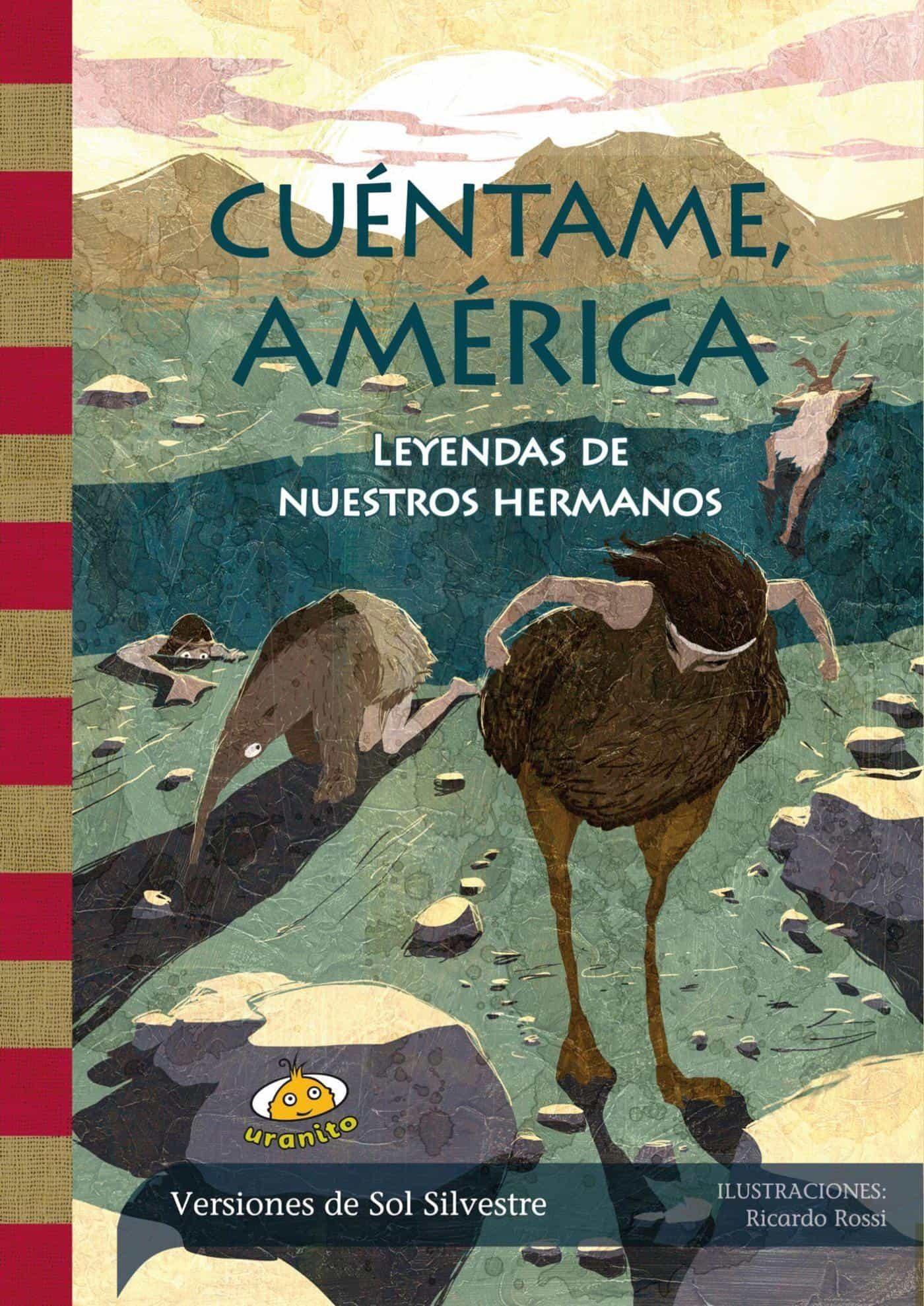 CUÉNTAME, AMÉRICA EBOOK | SOL SILVESTRE | Descargar libro PDF o EPUB  9789877030617