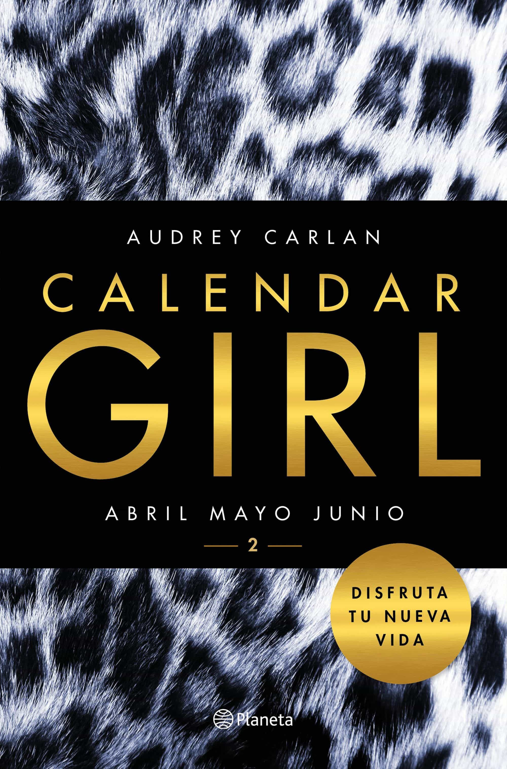 Resultado de imagen de portada calendar girl 2