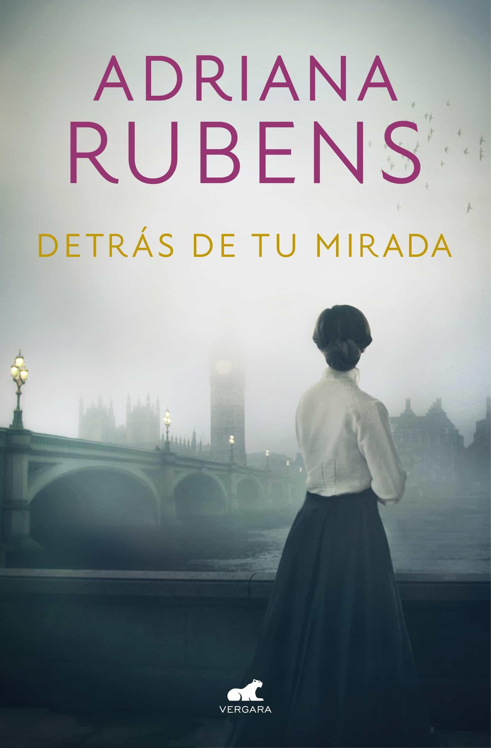 Detras De Tu Mirada por Adriana Rubens