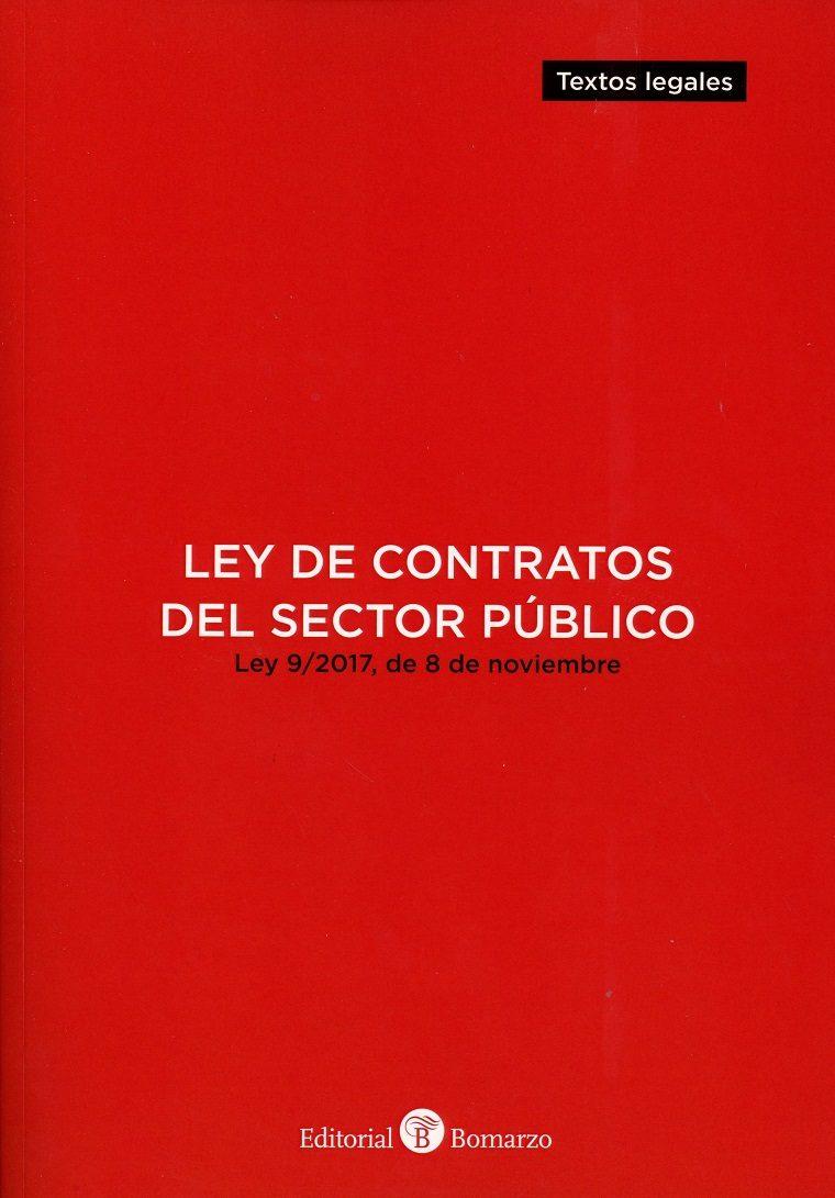Ley De Contratos Del Sector Público por Vv.aa.