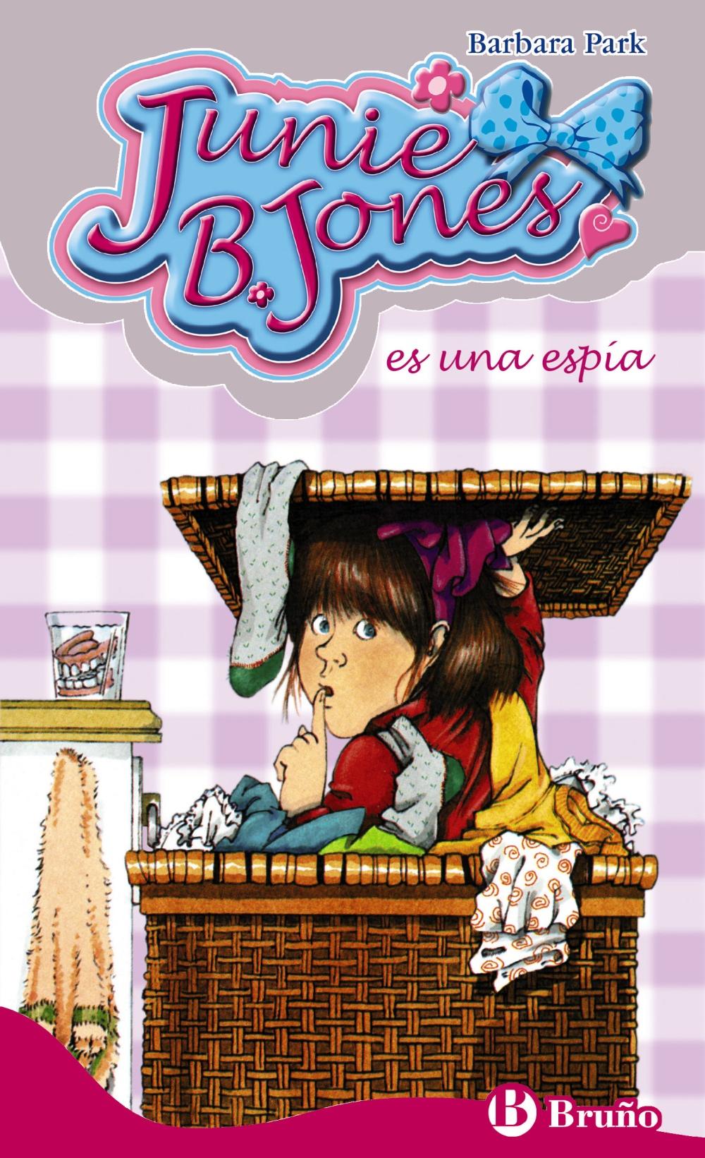 Junie B. Jones Es Una Espia por Barbara Park epub
