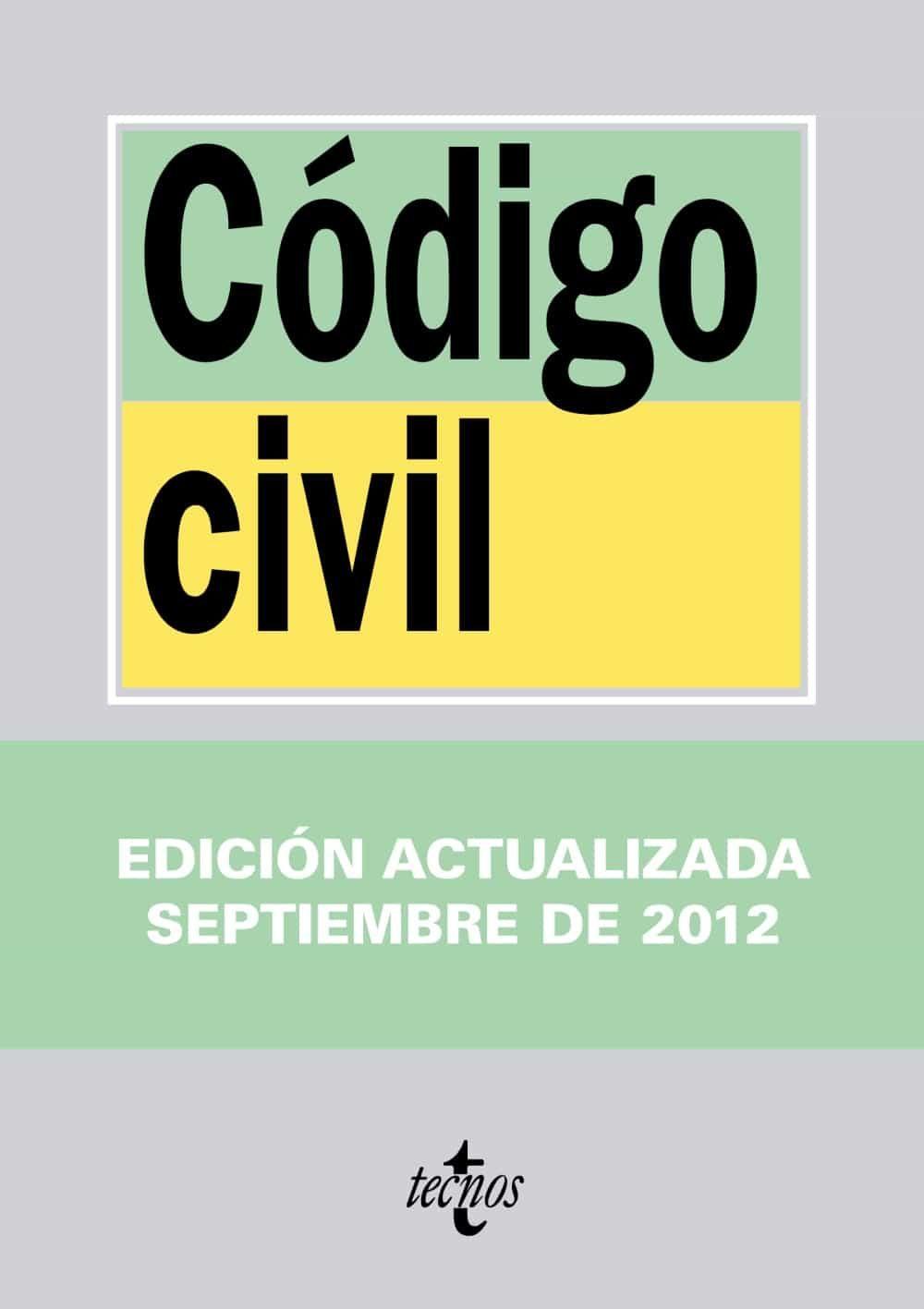 CODIGO CIVIL (31ª ED.) | VV.AA. | Comprar libro 9788430955527