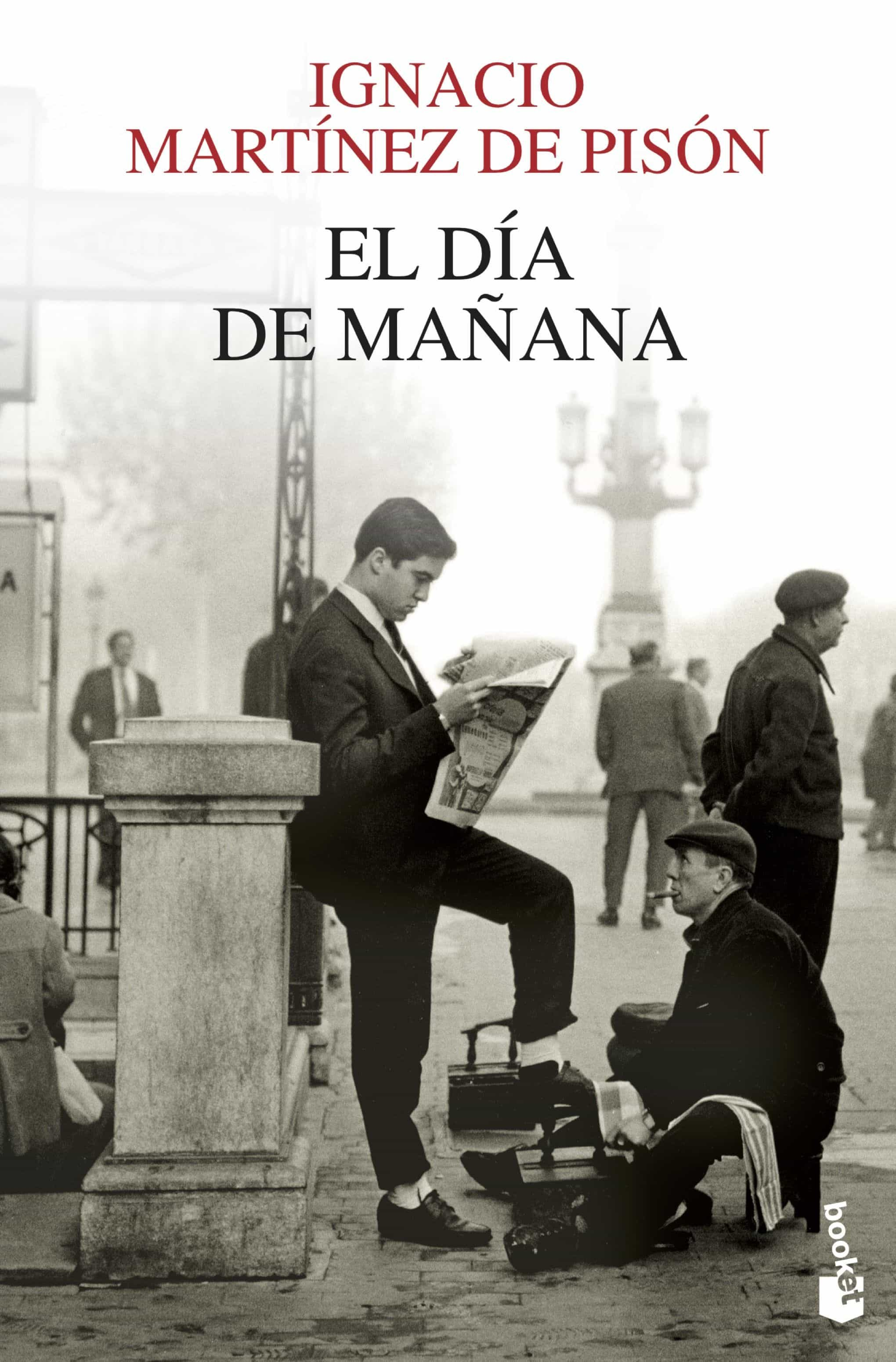Resultado de imagen de EL DIA DE MAñana PORTADA LIBRO