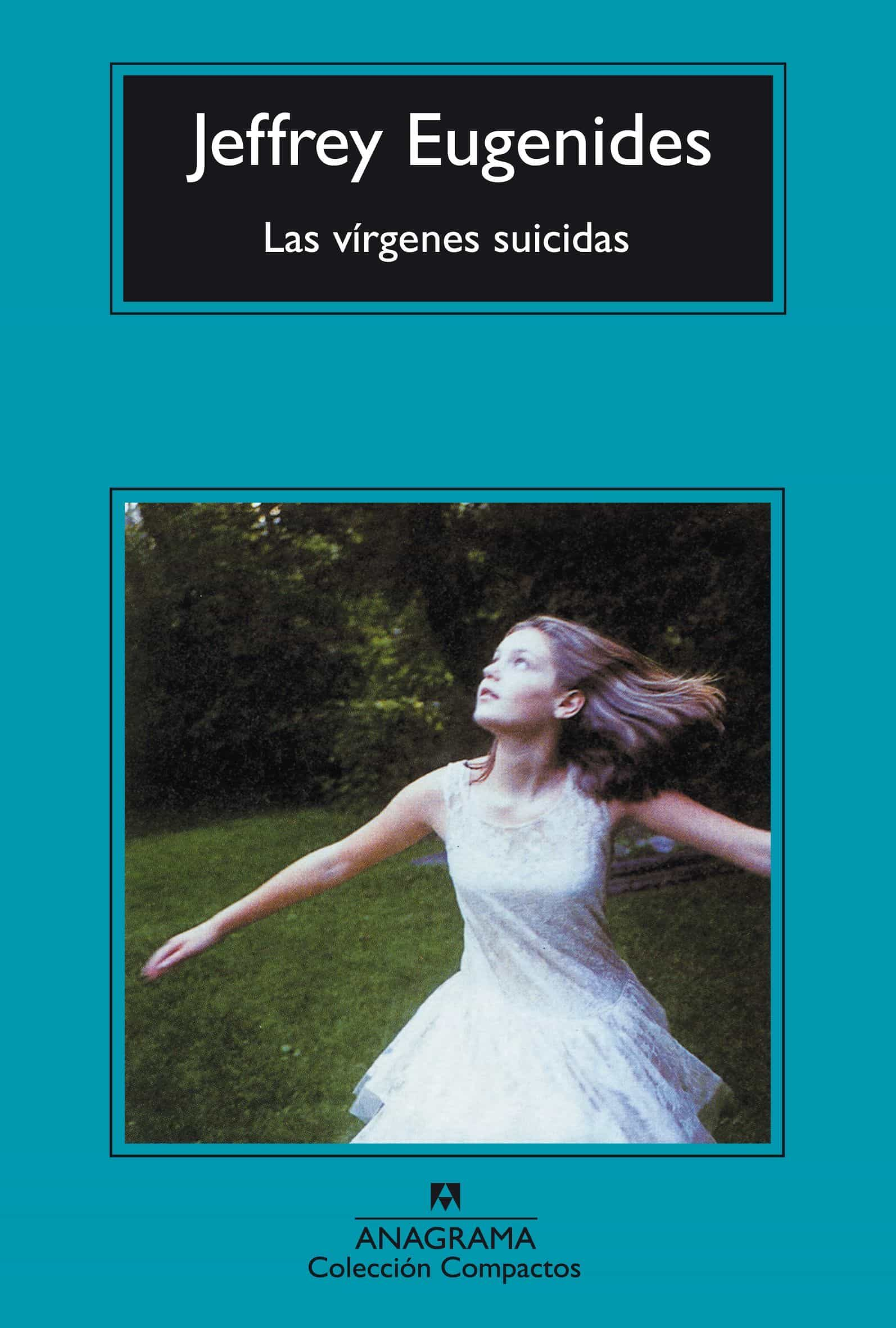 Resultado de imagen de las vírgenes suicidas libro